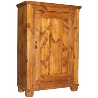 Rustic Cupboard / Single Door Armoire For Sale