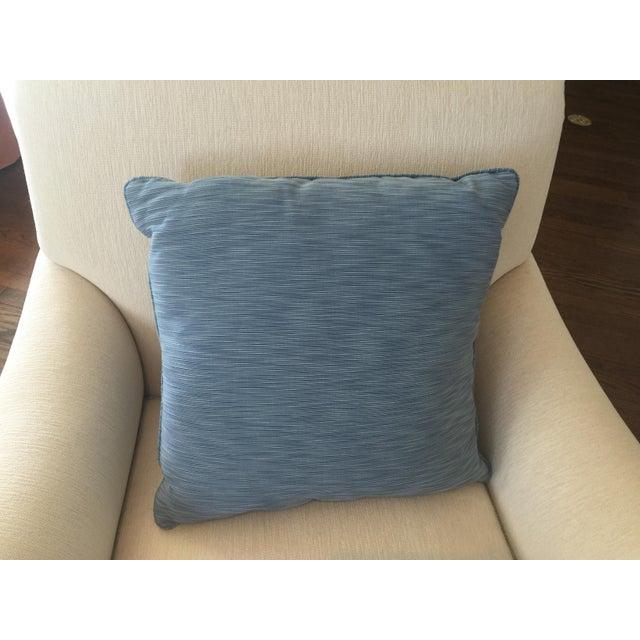Light Blue Decorative Pillows - Set of 8 Chairish