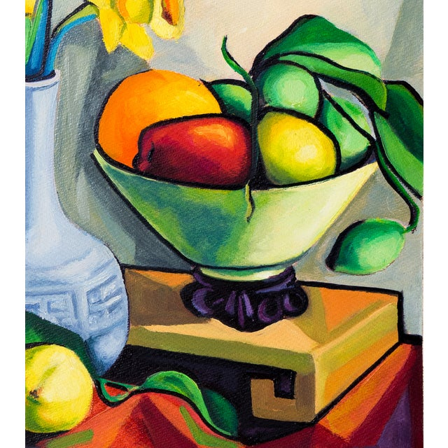 Virginia Sevier Rogers Still Life - Image 4 of 6