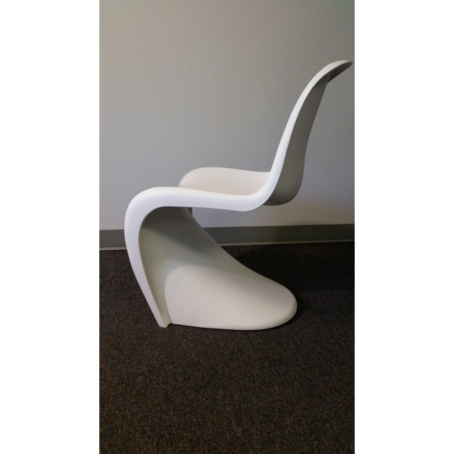 Mid-Century Verner Panton Chairs - A Pair - Image 3 of 6