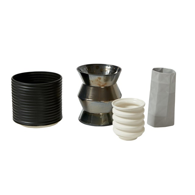 Andrew Molleur Studio Ceramics For Sale - Image 4 of 4