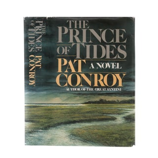 "1986 ""First Edition, the Prince of Tides"" Collectible Book For Sale"