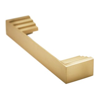 Step-01 Satin Brass Handle For Sale