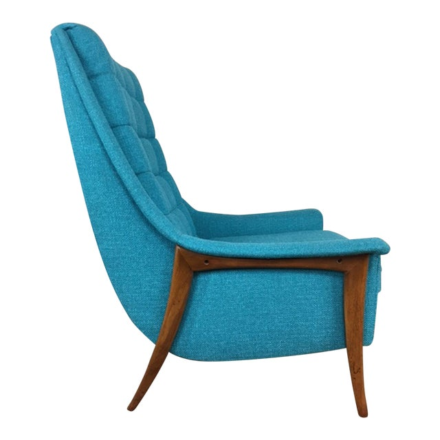 Highback Lounge Chair by Avanti - Image 1 of 8