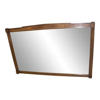 Mid Century Drexel Truine Mirror For Sale