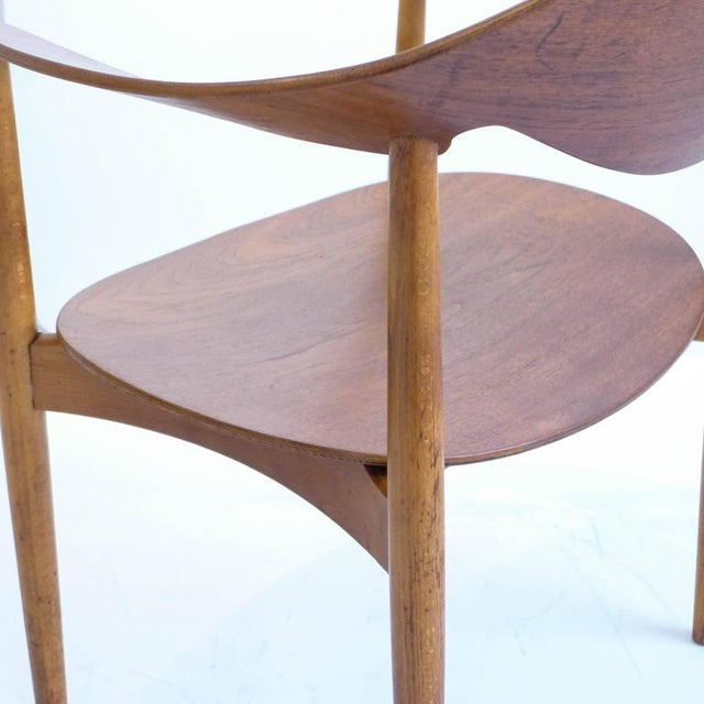1950s Metropolitan Chair by Madsen and Larsen For Sale - Image 5 of 7