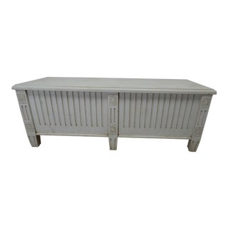 Swedish Gustavian Trunk For Sale