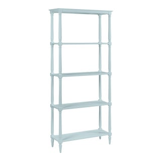 Walker Etagere, Chiswell Blue For Sale