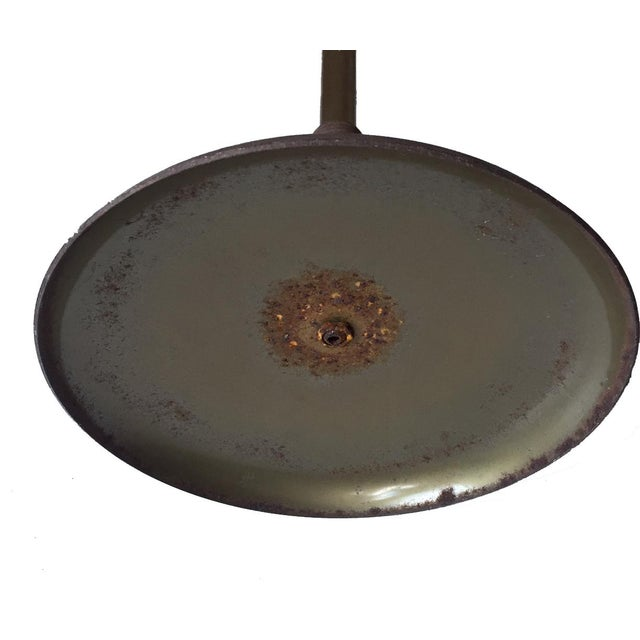 Vintage Standing Ashtray For Sale - Image 5 of 6