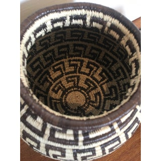 1990s Handwoven Tribal Bowl Preview