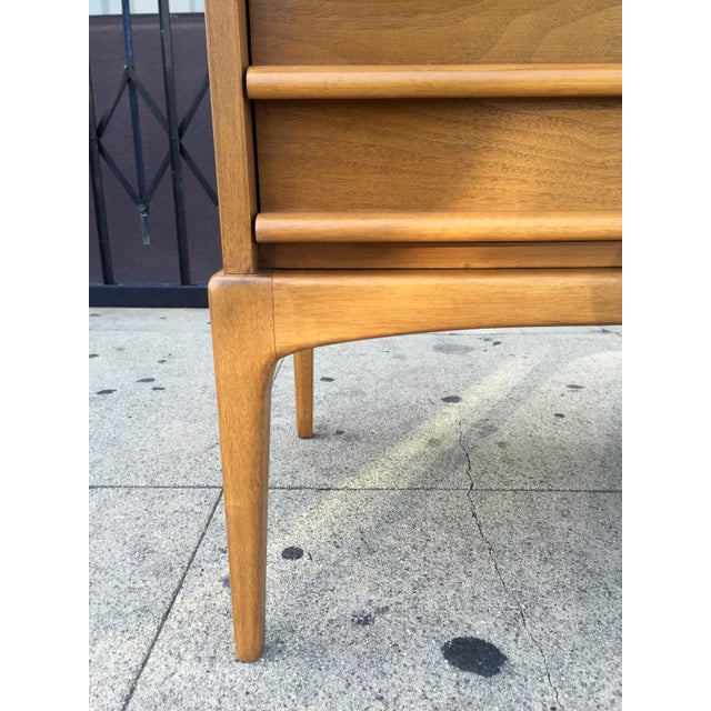 Mid-Century Lane Rhythm End Table Nightstand - Image 8 of 10