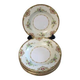 1980s Empress China Soup Bowls - Set of 5 For Sale