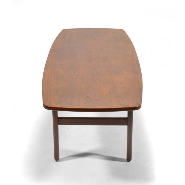 Svend Madsen Coffee Table by K. Knudsen For Sale In Chicago - Image 6 of 9
