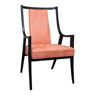 Harvey Probber Saber Leg Armchair