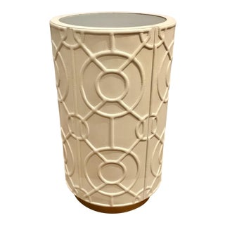 Modern Currey & Co. Alisa Accent Table For Sale