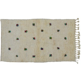 Moroccan Rug - 5' x 2'8'' For Sale
