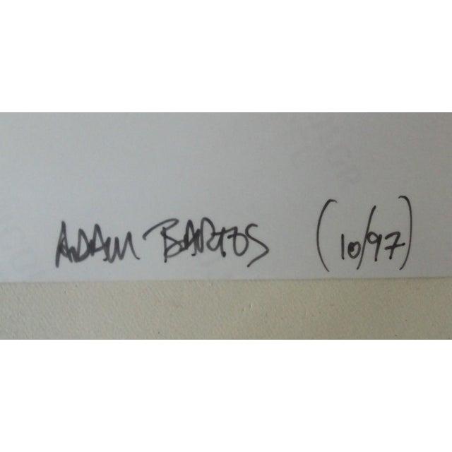 "Adam Bartos American 1953 - H. Hills State Park, Montauk NY 1997 Ed. #2/10 18.5 x 27.5 in Signed ""Adam Bartos"", dated..."