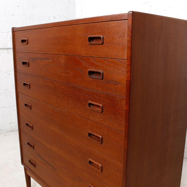 Danish Modern Mogens Kold Danish Modern Teak Dresser For Sale - Image 3 of 5