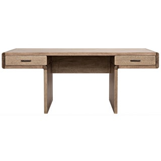 Degas Desk, Washed Walnut Preview