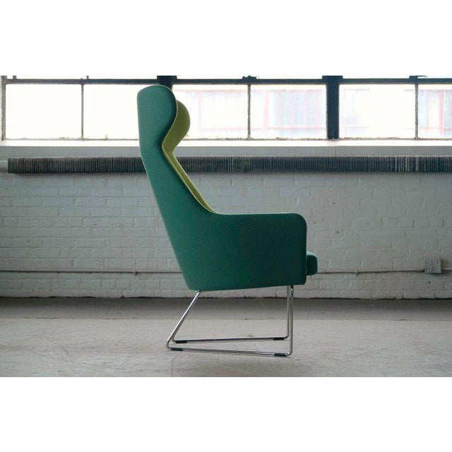 Bernt Petersen Model 1201 Easy Chair for GETAMA - Image 8 of 11