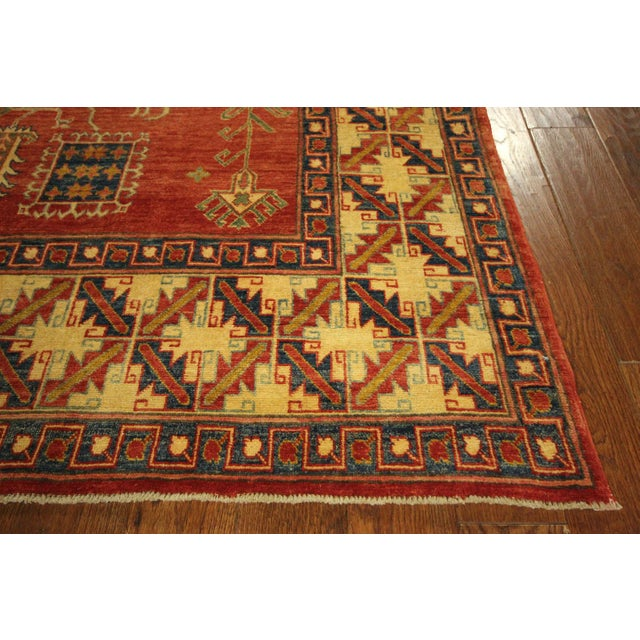 "Mojave Collection Kazak Rug - 7'5"" x 11'5"" - Image 7 of 11"