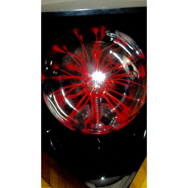 1980s Optic Illusion Table Lamp - Image 7 of 11