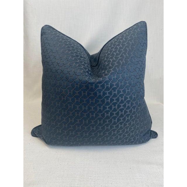 """2020s Hermès """"Quartz in Universe"""" 22"""" Pillows-A Pair For Sale - Image 5 of 5"""