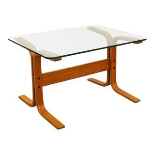 "20th Century Danish Modern Ingmar Relling for Westnofa Teak ""Siesta"" Side Table For Sale"