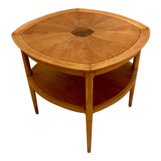 Mid-Century Modern Vintage Tomlinson Sophisticate Lamp Table For Sale