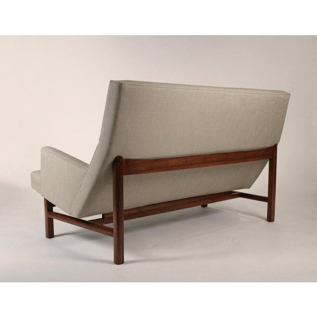 Sofa designed by Jens Risom from the 1960s fully restored. New perennials upholstery, new foam, frame trued and...