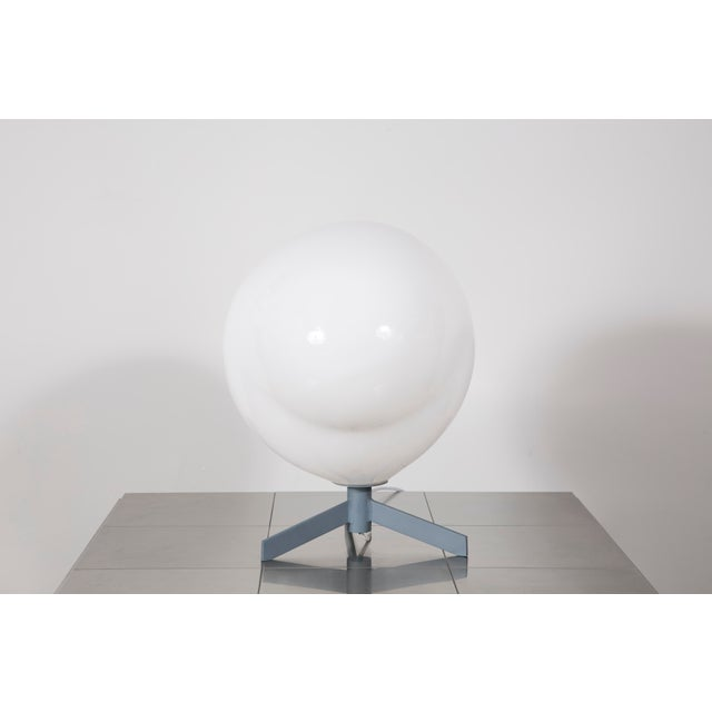 """Contemporary """"Nubes"""" Table Lamp, Galerie Blanchetti Edition 2018 For Sale - Image 3 of 10"""
