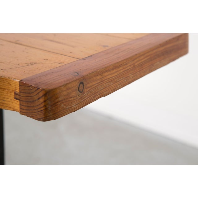 Charlotte Perriand Les Arcs Occasional Table by Charlotte Perriand For Sale - Image 4 of 8