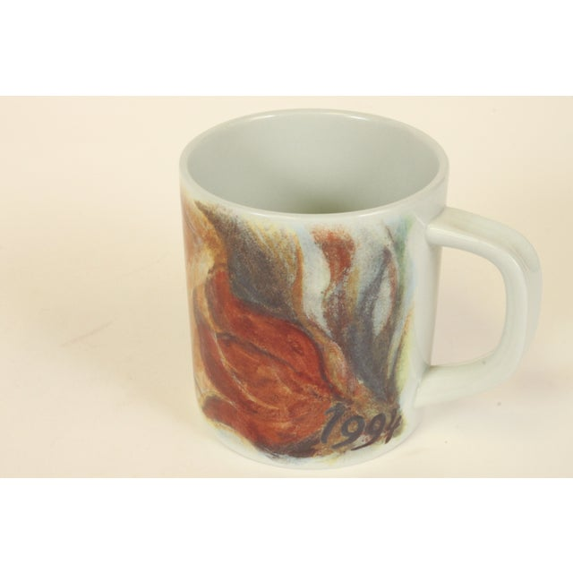Royal Copenhagen Annual Mug 1994 - Image 3 of 4