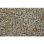 "Stark Studio Rugs, Wildlife, Sahara, 2'6"" X 12'"