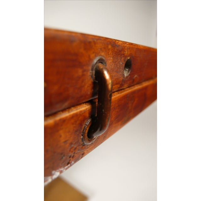 Custom Console Table For Sale - Image 10 of 10