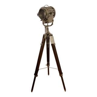 Ralph Lauren Montauk Searchlight Floor Lamp For Sale