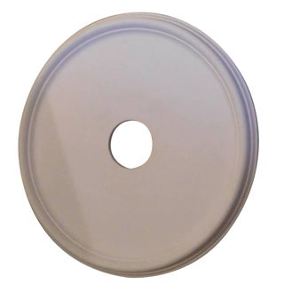 """18-Inch """"Dupont House"""" Plaster Ceiling Medallions For Sale"""