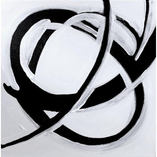'Infinite' Original Abstract Painting by Linnea Heide For Sale