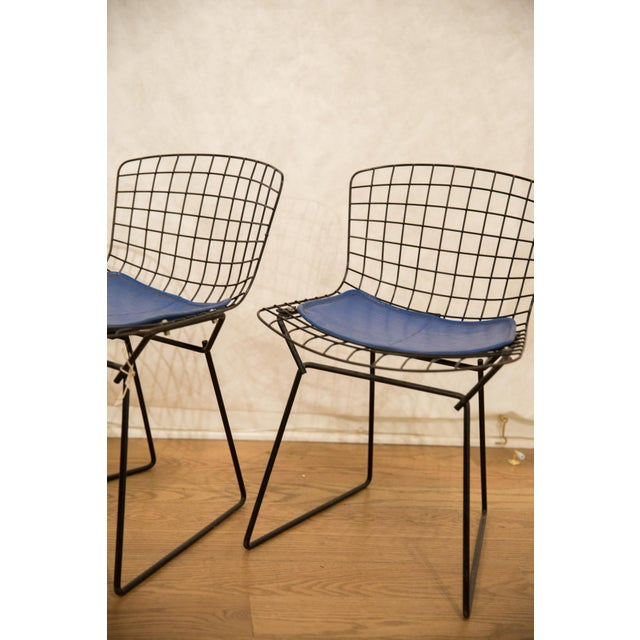 Children's Harry Bertoia Child Chair Pair For Sale - Image 3 of 9