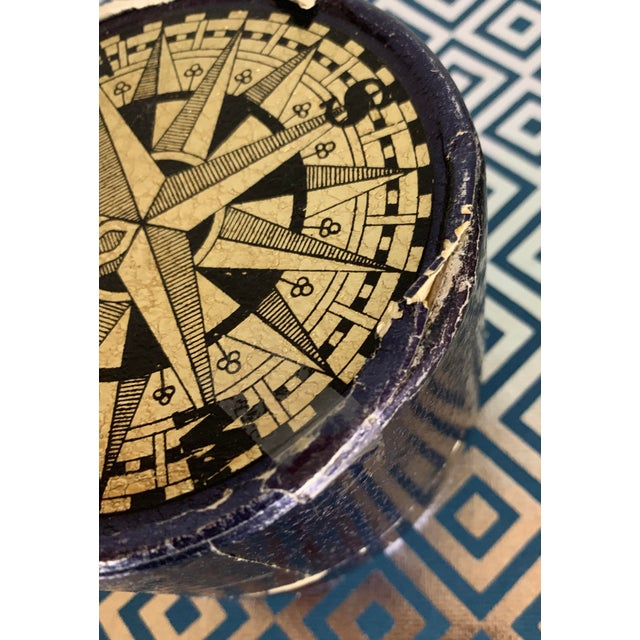 Fornasetti Vintage Cocktail Coasters - Set of 5 For Sale - Image 11 of 13