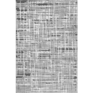 Sofia-3D Intersecting Lines Rug 5'3''x 7'7''