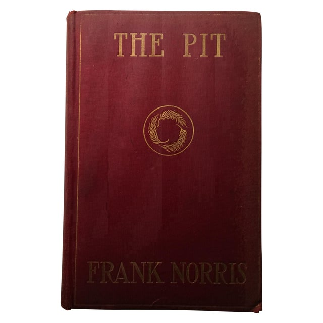 The Pit by Frank Norris Book, 1903 - Image 1 of 6