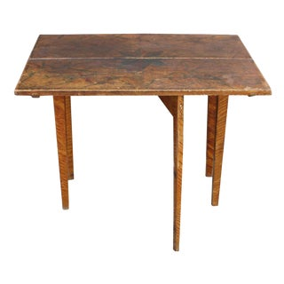 Swedish Rustic Painted Table