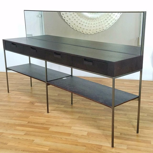 B&B Italia Modern Console For Sale - Image 11 of 11