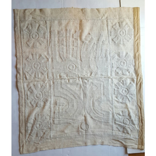 Tribal Textile Wall Hanging - Image 3 of 3