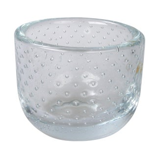 Swedish Controlled Bubbles Bowl For Sale