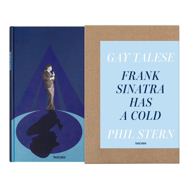 """Frank Sinatra Has a Cold"" by Gay Talese Photography by Phil Stern Autographed Collector's Edition For Sale"