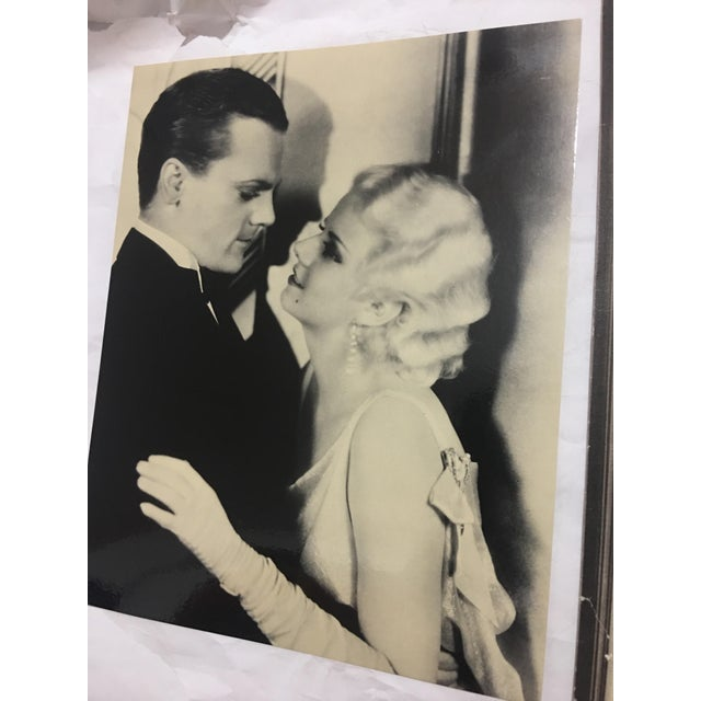 Vintage Photos of Jean Harlow & James Cagney - Image 4 of 7