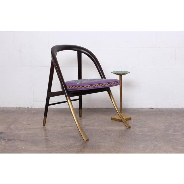 "Edward Wormley ""a Chair"" for Dunbar For Sale - Image 9 of 10"
