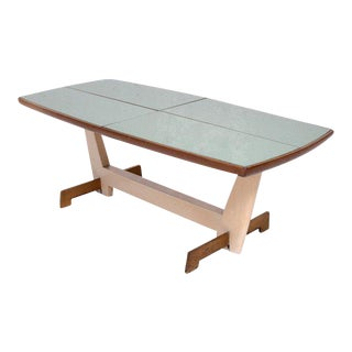 Custom Coffee Table After Gio Ponti For Sale